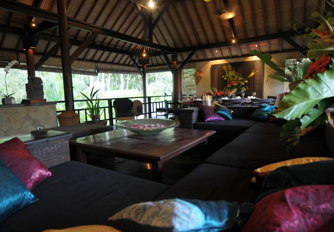 Villa Kacang 2nd Floor Living 2