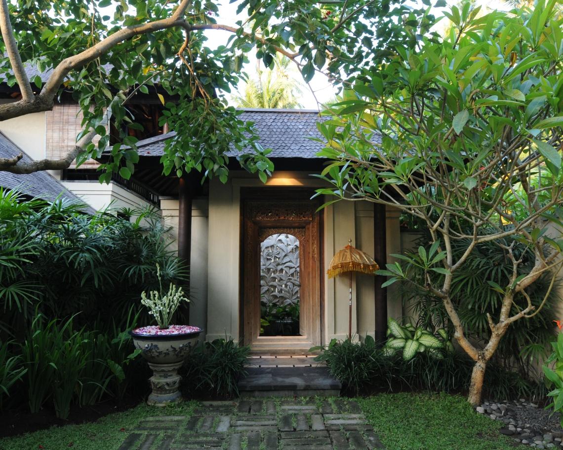 Villa Kacang Entry 1