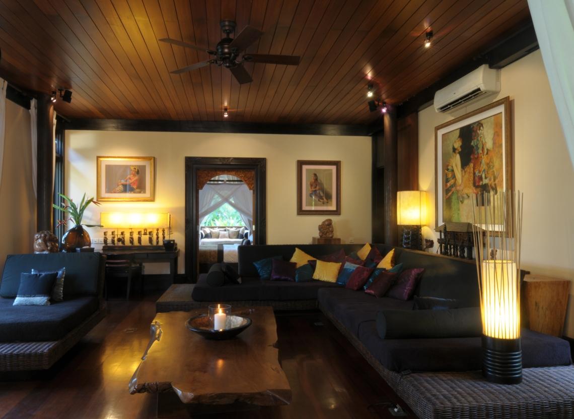 Villa Kacang Living Room 2